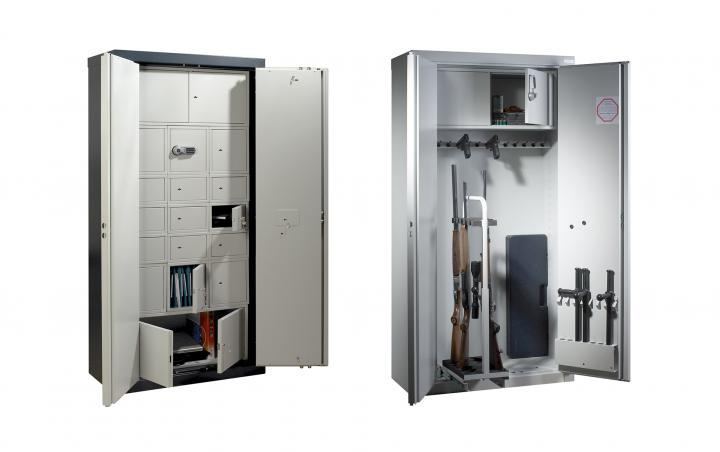 High-security storage cabinets | stow