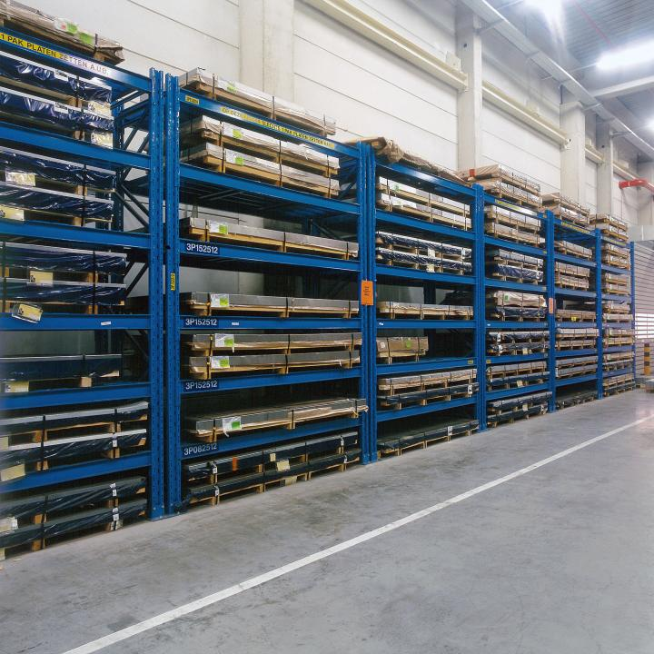 Storage Of Metal Sheet Products In Pallet Racking: Sheet Racking Systems At Alzheimers-prions.com