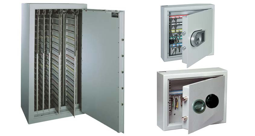 High-security storage cabinets   stow