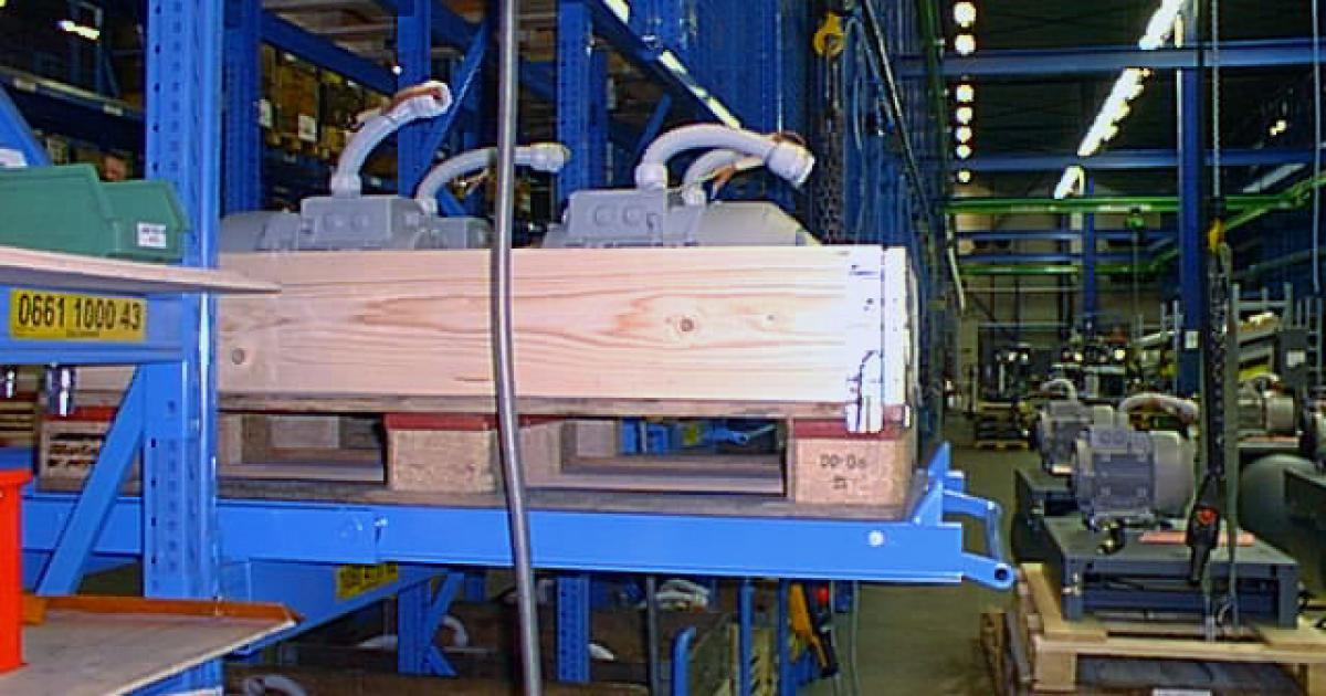 Pallet Drawers Pull Out Shelves For Pallet Racking Stow