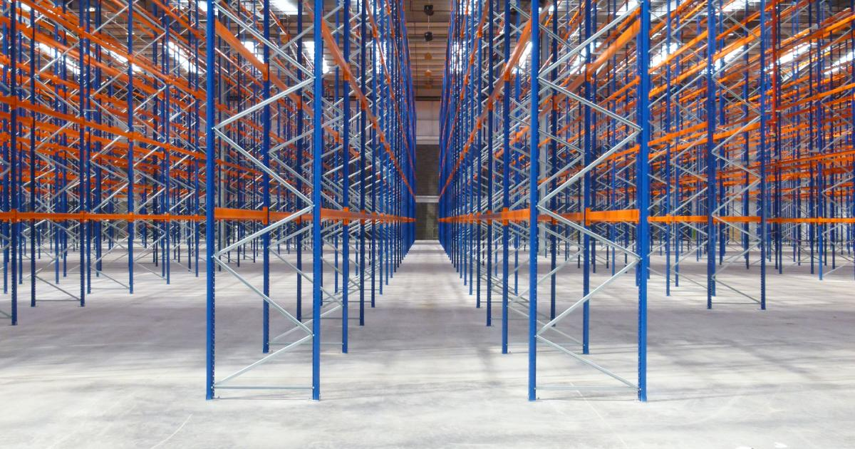 Pallet Racking - Pallet Storage Systems | Stow